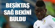 Beşiktaş Sağ Bek Transferi İçin Görüşmelere...